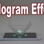 How to make a Hologram at home