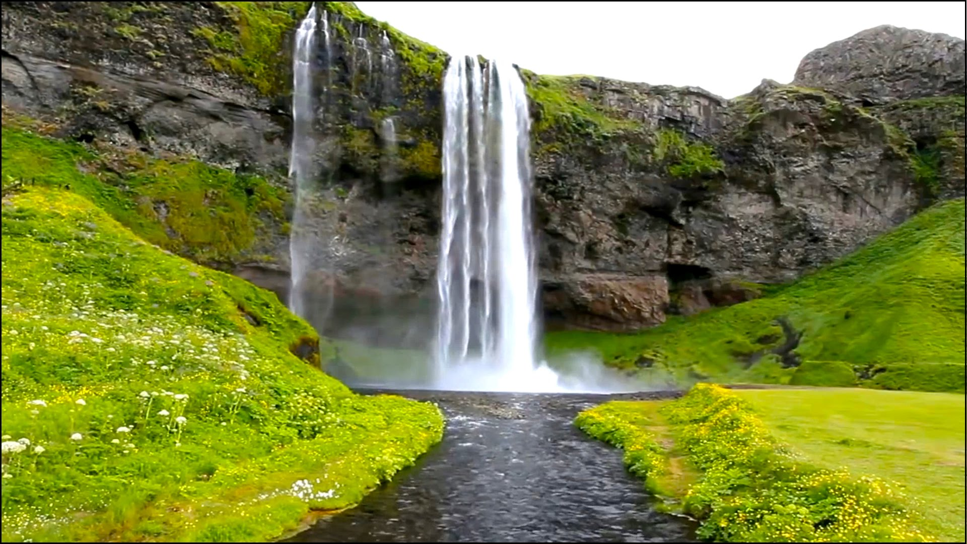 WATERFALL – Nature's Best White Noise For Relaxation ...