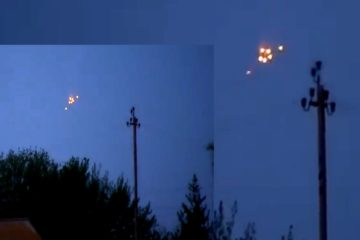 2016 UFO Warning – Russia UFO Sighting