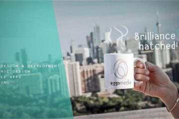Website Development in Toronto by Eggs Media
