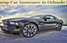 Cheap Car Insurance in Orlando, Florida