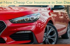 Get Now Cheap Auto Insurance in San Diego CA