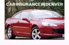Get Now Cheap Car Insurance in Denver CO