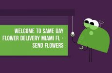Flower Delivery in Miami | 786-422-5849
