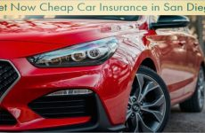 Get Now Cheap Car Insurance in San Diego CA