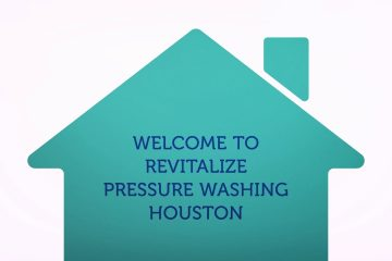 Revitalize Commercial Pressure Washing in Houston