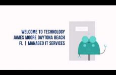 Technology James Moore IT Managed Services Company in Daytona Beach FL
