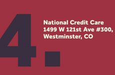 Credit Repair in Broomfield CO