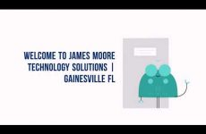 Managed Services IT By James Moore Technology Solutions in Gainesville FL